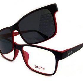 C1 Negro-Rojo