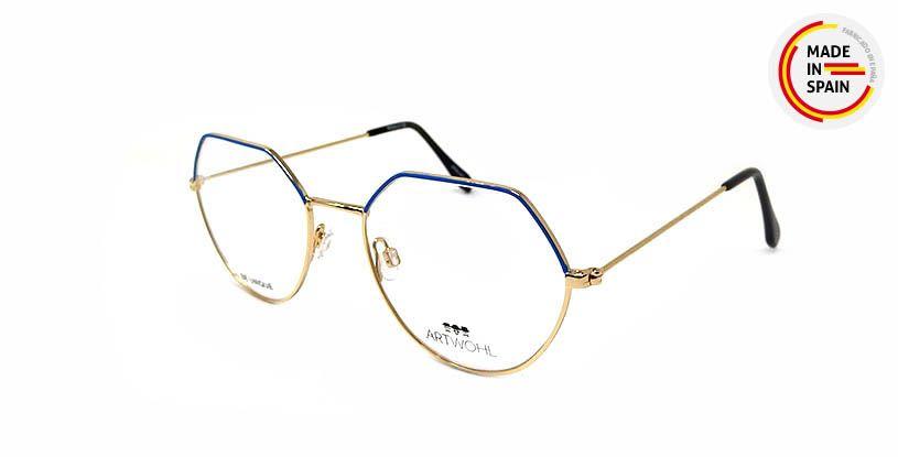 Muka C1 (Gold/Blue)