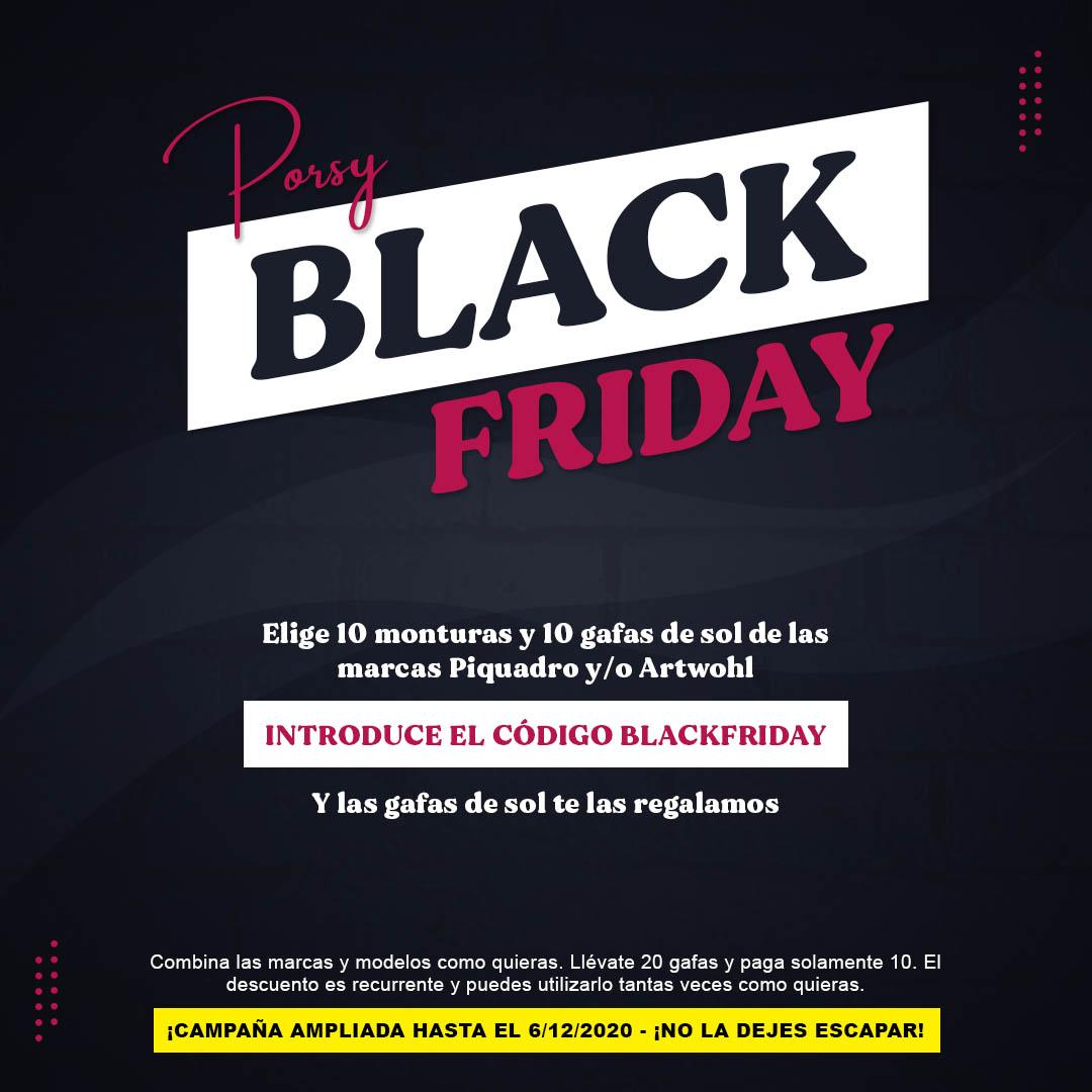 Black Friday Porsy 2020 ampliada